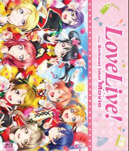 Love Live! The School Idol Movie Standard Edition