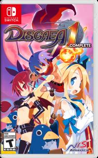 Disgaea 1 Complete Standard Edition (Nintendo Switch™)