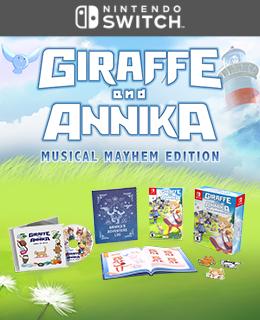 Giraffe and Annika Musical Mayhem Edition (Nintendo Switch™)