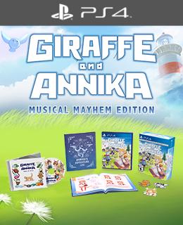 Giraffe and Annika Musical Mayhem Edition (PS4™)