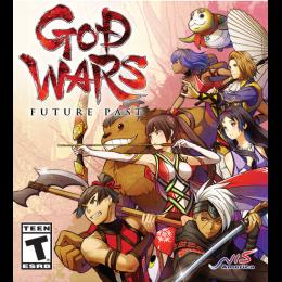 GOD WARS Future Past Standard Edition (PS4/PS Vita)