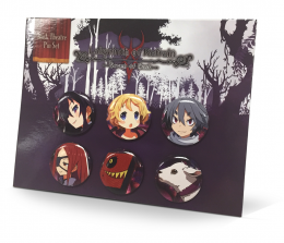 Labyrinth of Refrain: Coven of Dusk - Dusk Theatre Pin Set