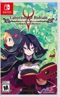 Labyrinth of Refrain: Coven of Dusk (Nintendo Switch™)