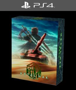 METAL MAX Xeno Limited Edition (PS4)