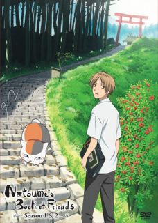 Natsume's Book of Friends Season 1 & 2 Standard Edition