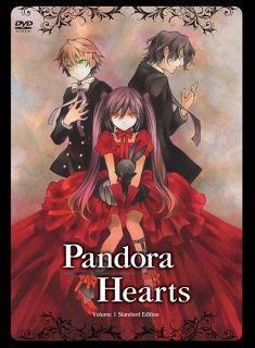 PandoraHearts Vol 1 Standard Edition