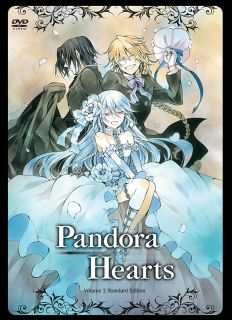 PandoraHearts Vol 2 Standard Edition