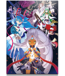 """The Witch and the Hundred Knight™ 2 - """"Rogues Gallery"""" Giclee"""